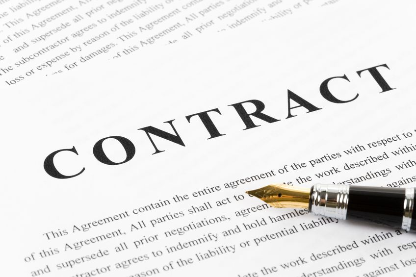 When a Verbal Contract is not Binding St Louis LLC Attorney St - writing contract agreements