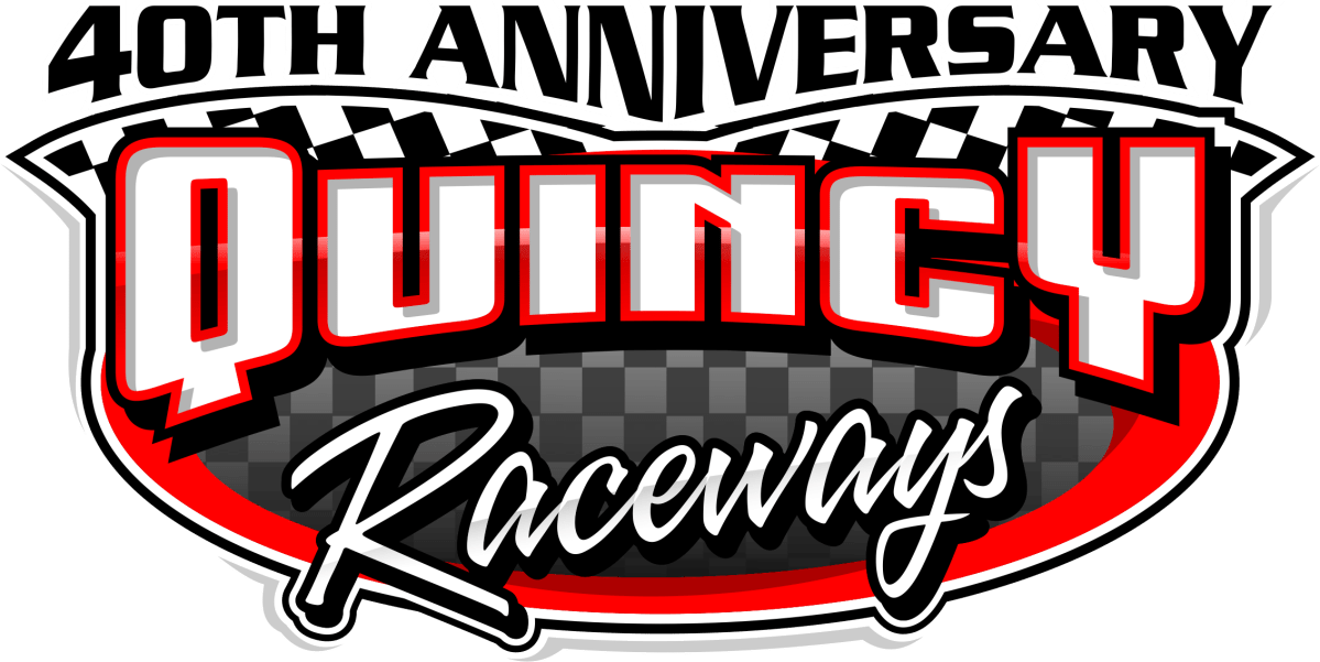 Deering, Huls, Dunker and Grossman Celebrate Quincy Raceways Wins