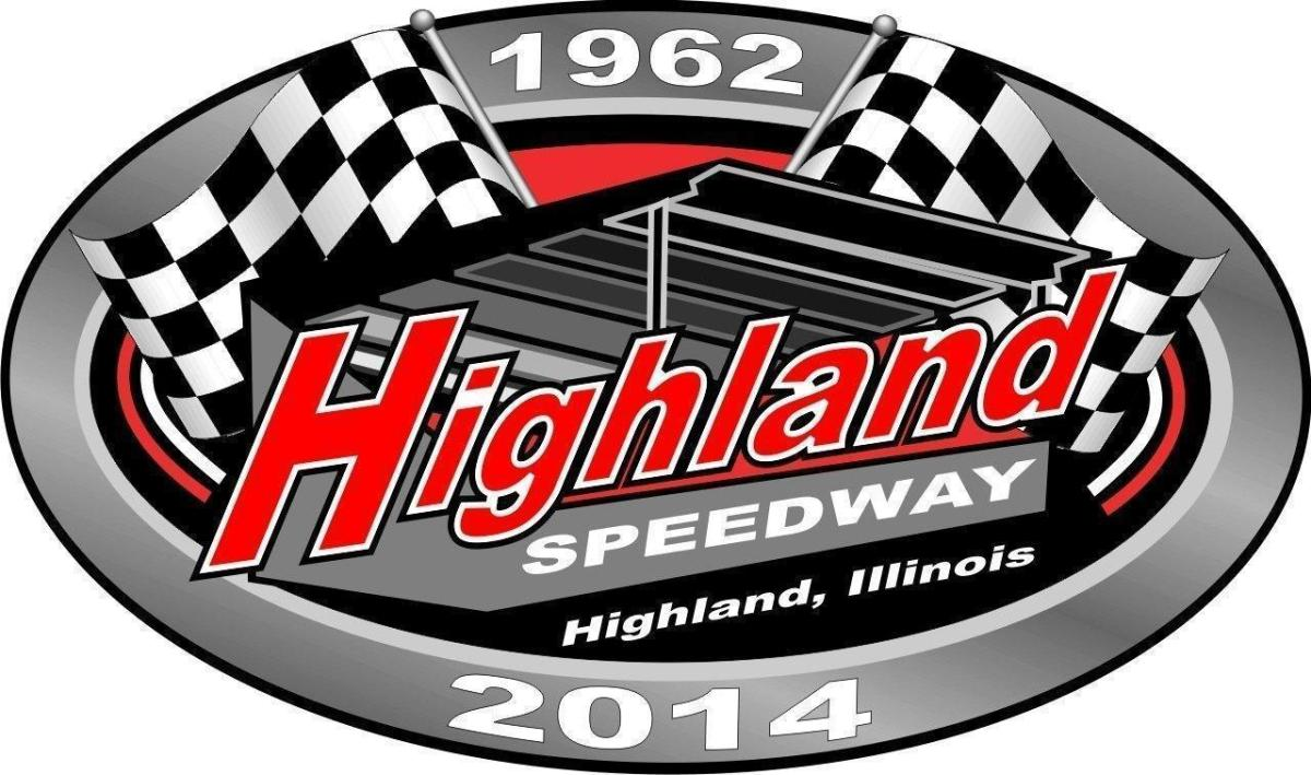 Highland Speedway Results 8/29/15
