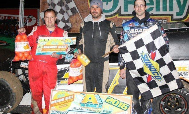 Tait Davenport Dominates Sunshine State Modified Tour Round Seven at Bubba