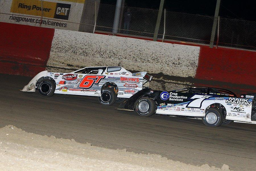Mike Ruefer's photos from East Bay Raceway Park's Lucas Oil Late Model Winternationals - Thursday 2/11/16