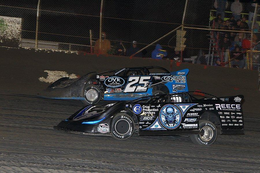 Mike Ruefer's photos from East Bay Raceway Park's Lucas Oil Late Model Winternationals on 2/13/16