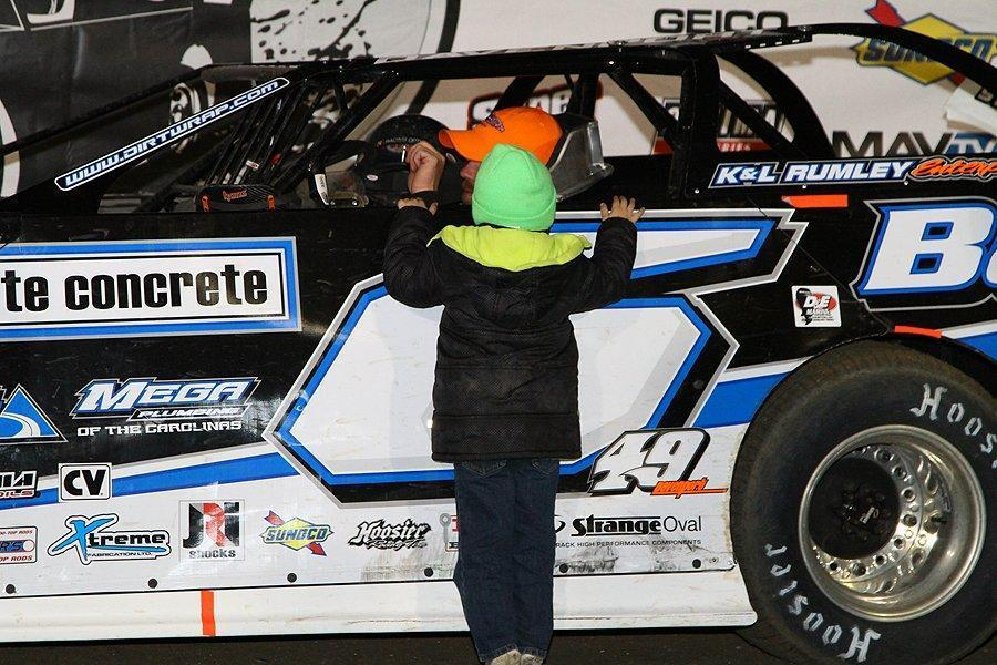 Davenport Captures First East Bay Winternationals Win