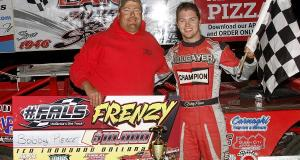 Bobby Pierce - Jim Denhamer photo