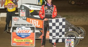 Tanner Thorson - Connor Hamilton photo