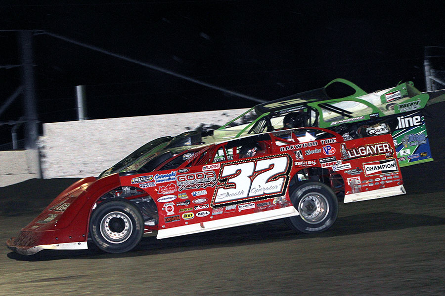Bobby Pierce wins rained shortened Summer Nationals event at Tri-State Speedway!