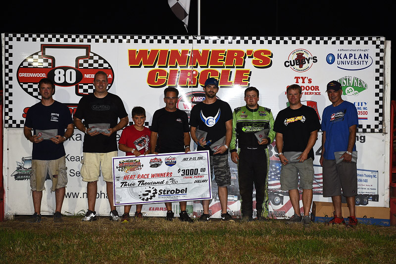 Landers Sweeps Silver Dollar Nationals Preliminaries