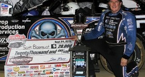 Scott Bloomquist - Jim Denhamer photo