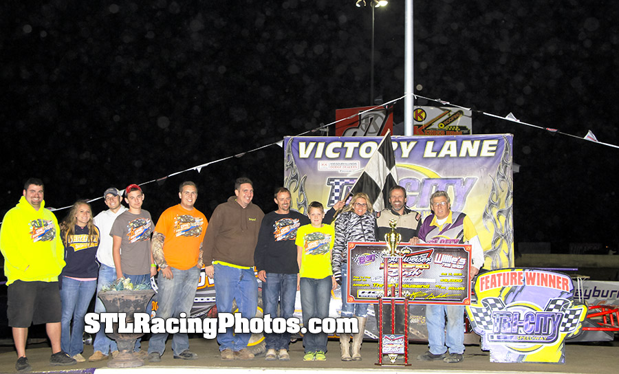 Rick Conoyer, Terry Bolin & Tim Manville take wins at Tri-City Speedway!