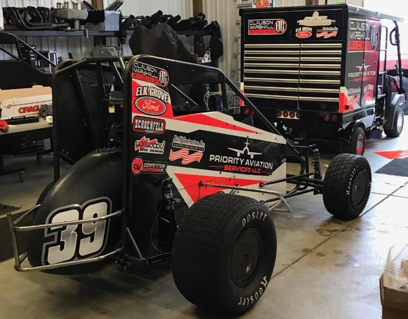 CLAUSON AND STENHOUSE RACE ON IN BRYAN'S MEMORY THURSDAY AT WAYNE CITY