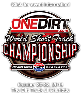 Over 300 Cars Come Out for Night One of OneDirt World Short Track Championship