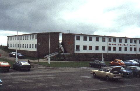 Sands Holiday Motel, May 1981