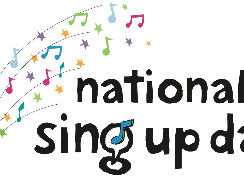 National Sing Up Day