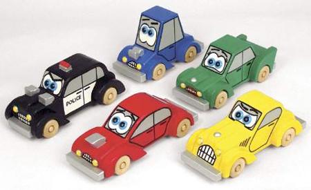 Plan - Mini Cartoon Cars