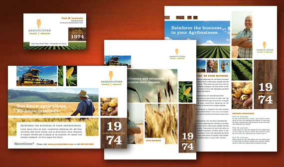 wwwstocklayouts images Blog farming-agriculture - flyer outline