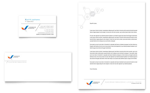 Free Letterhead Templates Download Ready-Made Designs - Free Letterhead Samples