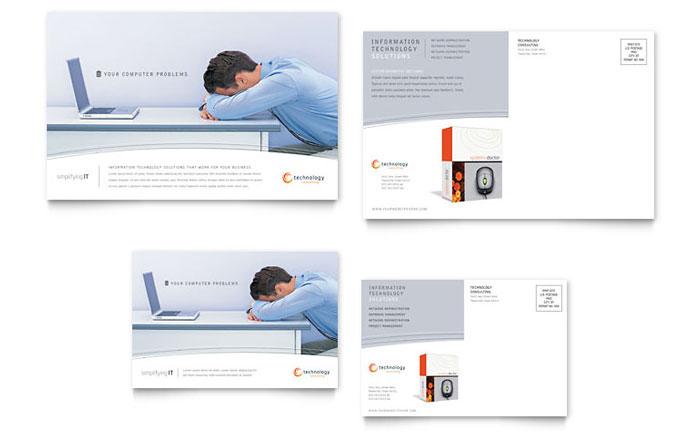 Free Postcard Templates 200+ Postcard Examples