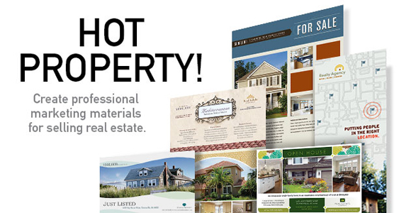 Real Estate Flyers  Postcards to Sell Your Property StockLayouts Blog - selling flyer