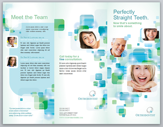 Brochure Design brochure central Pinterest Brochures - hospital flyer template