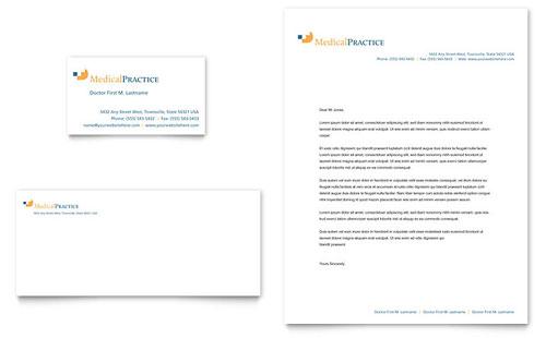 Family Practice Letterhead Templates  Graphic Designs