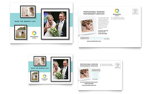 Free Postcard Templates Download Ready-Made Designs