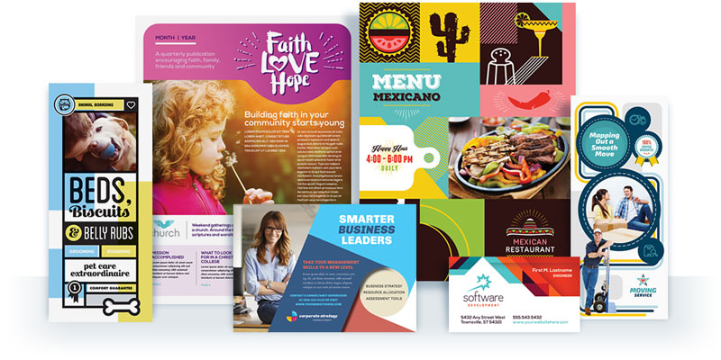 StockLayouts Graphic Design Templates - Brochures - Flyers - car for sale sign template free