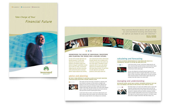 Sample College Brochure Brosur Sekolah College University