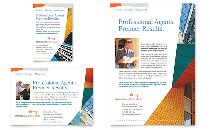 Tri-fold marketing brochure for Joe Chiavaroli Chiavaroli Group - advertisement brochure
