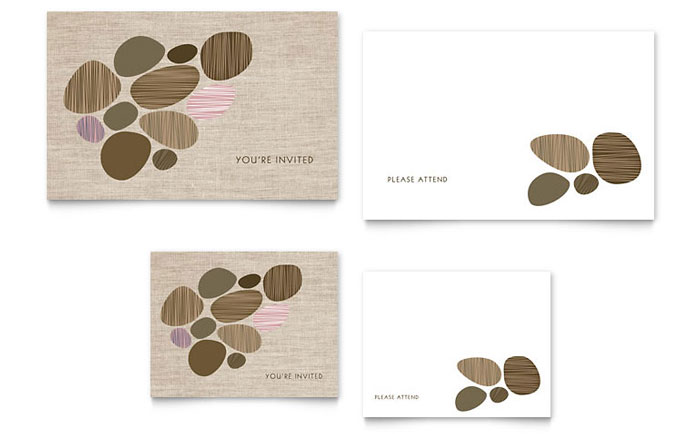 You\u0027re Invited Note Card Template Design - note card template