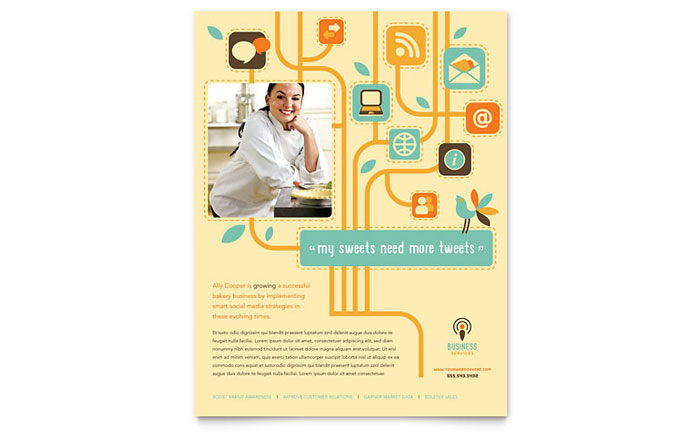 microsoft templates flyers for businesses - Deanroutechoice - microsoft templates for flyers