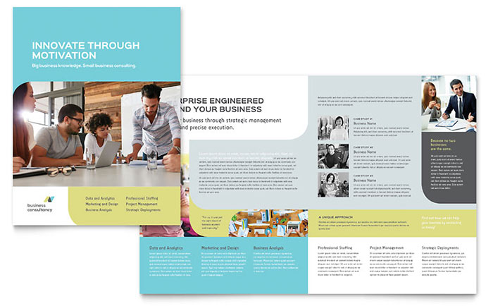 microsoft publisher examples