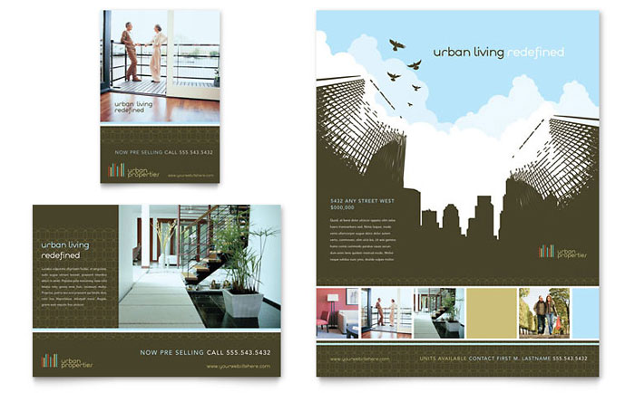 RE0050701-Sjpg (770×477) Brochures Pinterest Real estate - advertisement flyer template