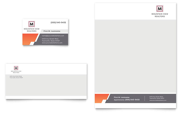 Business Letterhead Templates Letterhead Designs  Layouts