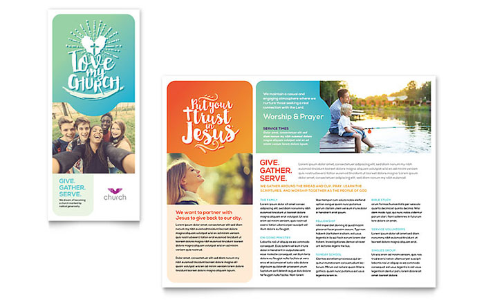 brochure layout - Onwebioinnovate - brochure format word