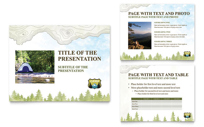 itinerary template word