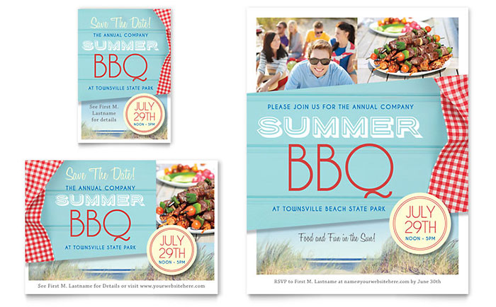 summer picnic flyer template - Ozilalmanoof - picnic flyer template