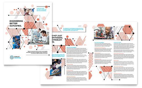 Business Brochure Templates Brochure Designs  Layouts