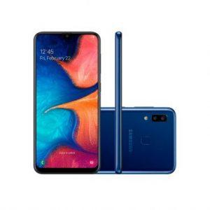 Galaxy A20 SM-A205G Binário 9 Android 10 Q Brazil ZTA - A205GUBS9BUC3