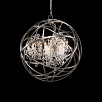 Timothy Oulton Orb Crystal Chandelier - Small