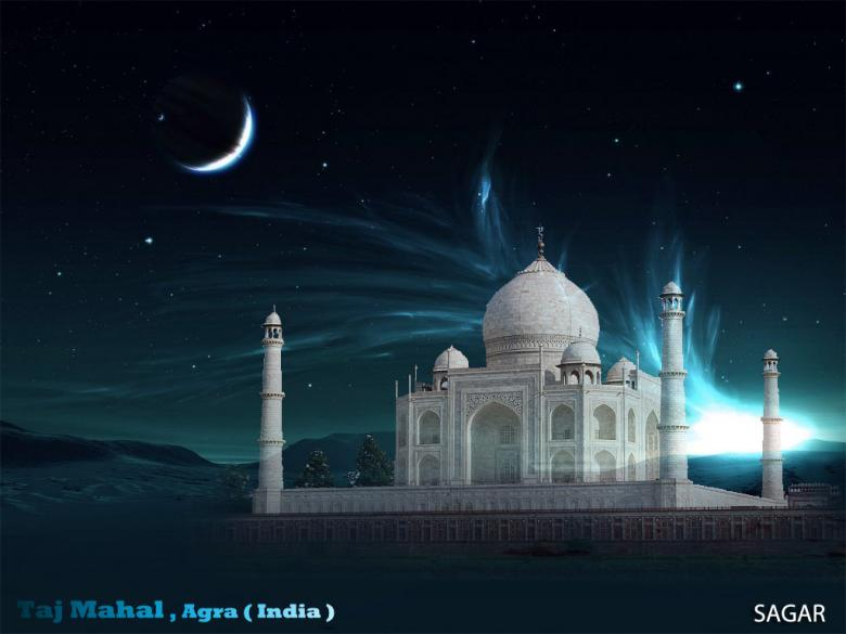 Taj Mahal 3d Wallpaper Download Taj Mahal Free Stock Photo By Sagar Kumar On Stockvault Net