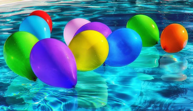 Balloons Floating - Free Stock Photo by Pixabay on Stockvaultnet