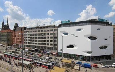 Einkaufszentrum Letmo(Letmo Shopping Center)