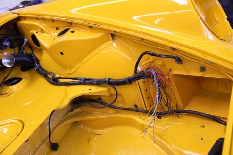 Porsche 911 Body Electrical Parts Headlight Tail Light Gauges Turn