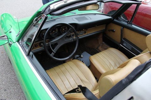 Early Porsche 911 Carpet Sets, Seat Upholstery, Interior Trim and