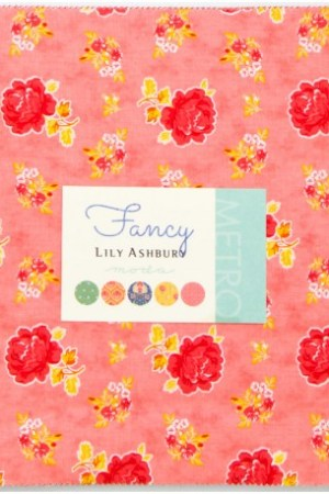 Charm Pack Fancy by Lily Ashbury