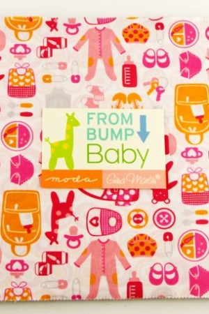 Layer Cake From Bump To Baby by Gina Martin