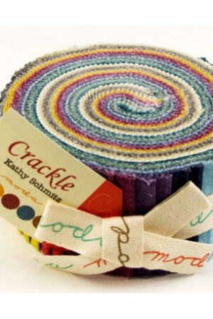 Jelly Roll Crackle by Kathy Schmitz LLC