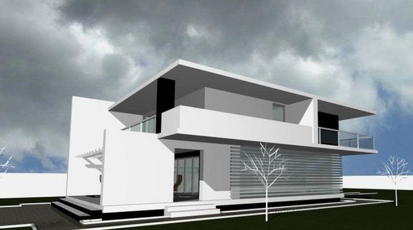 Plokscias namo stogas funkcionalumas estetika ekonomija Mantas Pevcevicius straipsnis Stogrenta