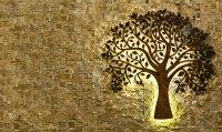 Natural stone murals (engraving) applications at interior ...