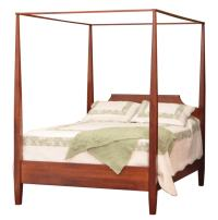 Shaker Pencil Post Bed Plans Plans DIY Free Download Table ...